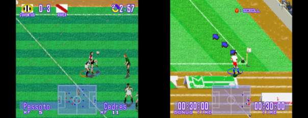 Jogos de futebol brasileiro para jogar