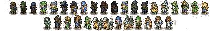 Classes Tactis Ogre