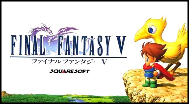 Snes1990 - Final Fantasy V