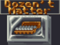 Dozen't Matter