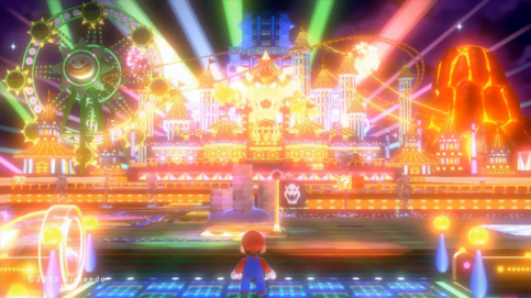 Super Mario 3D World - 2013