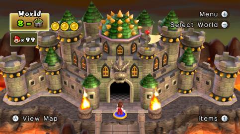 Super Mario Bros Wii - 2009