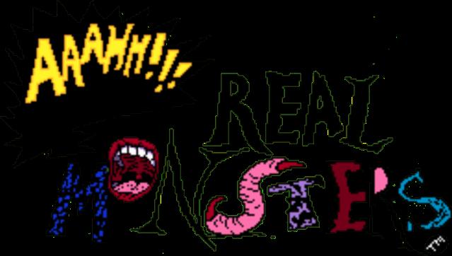 AAAHH!!! Real Monster